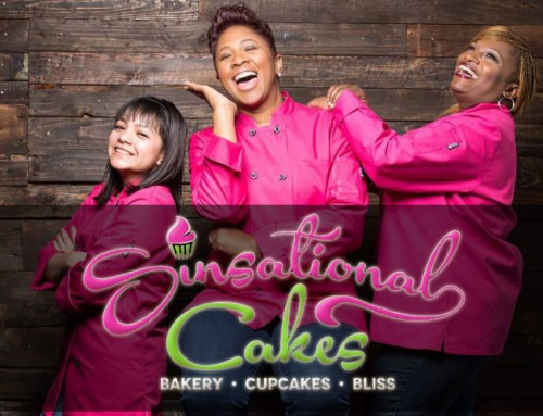 Our New Client: Sinsational Cakes Bakery