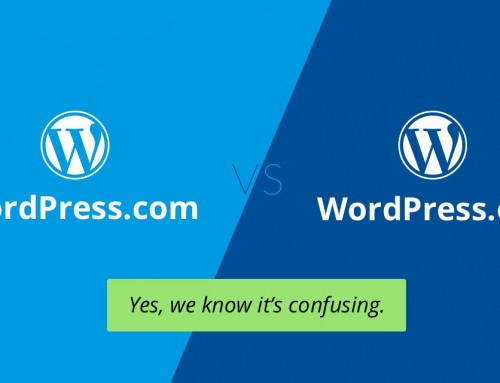 WordPress.com vs WordPress.org, What's the Deal?