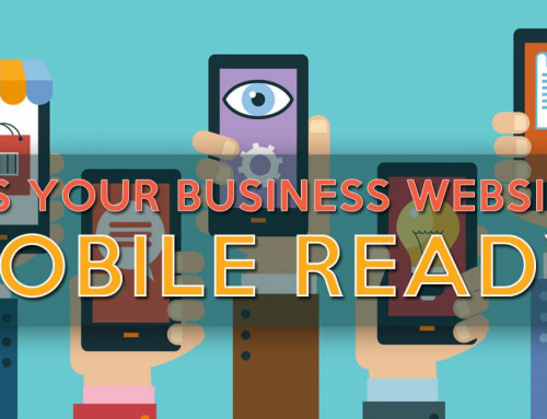 Is Your Site Mobile Ready? (Inforgraph)